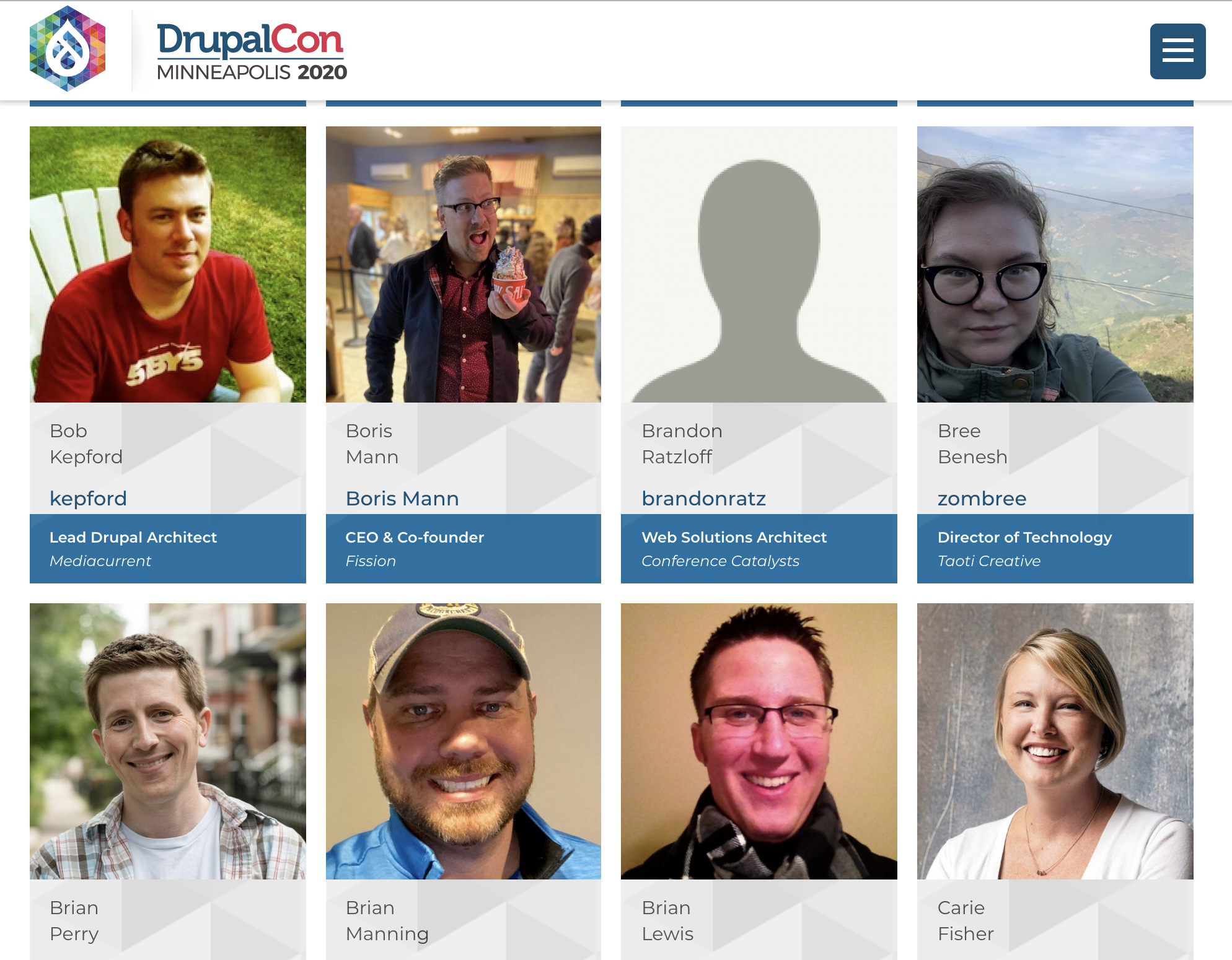 Back to the Future (of Drupal)